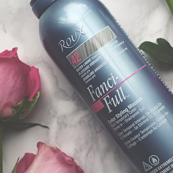 Beauty Review Roux Fanci Full Mousse In Silver Lining Hello Archie