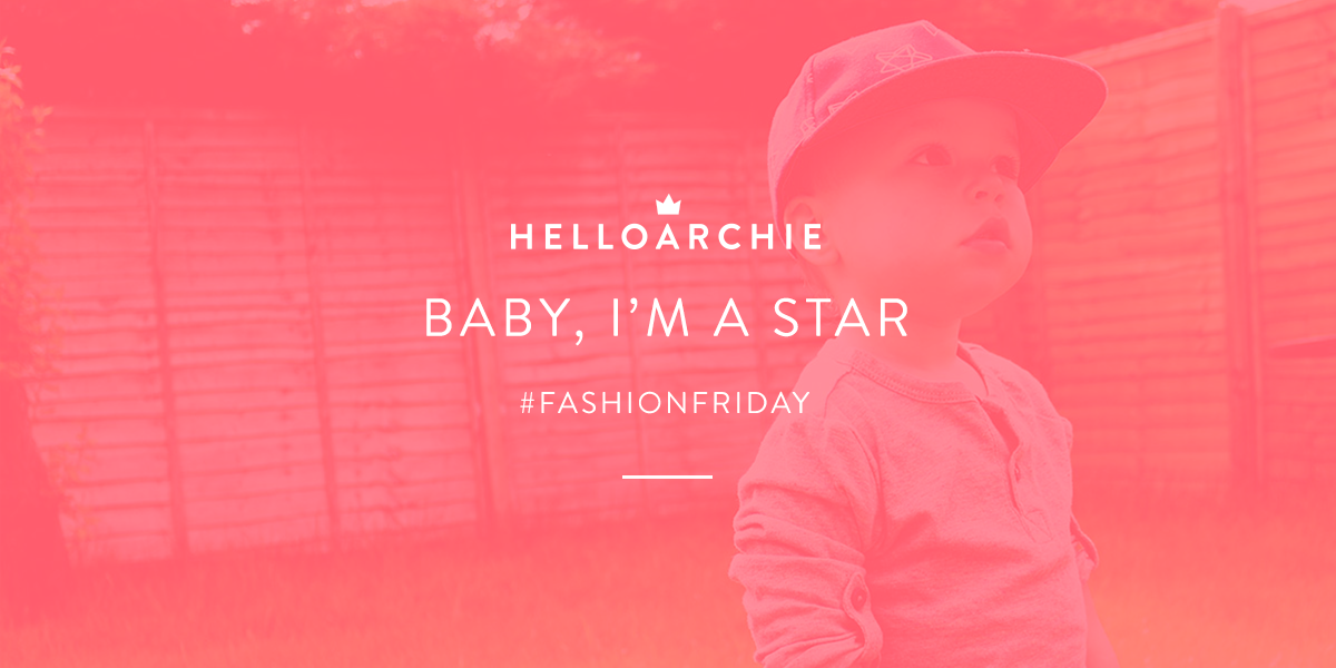 Fashion Friday // 024; Baby, I'm A Star! featuring Next and H&M