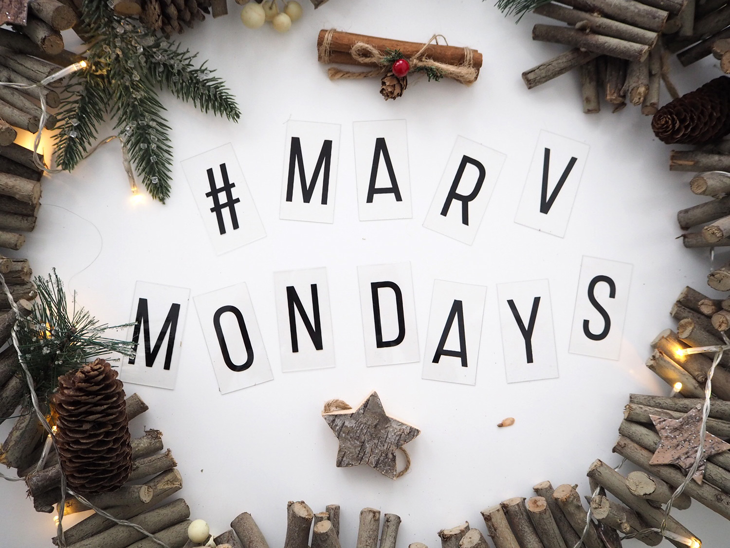 May Your Mondays Be Marvellous #53 - New parenting & lifestyle blogger linky