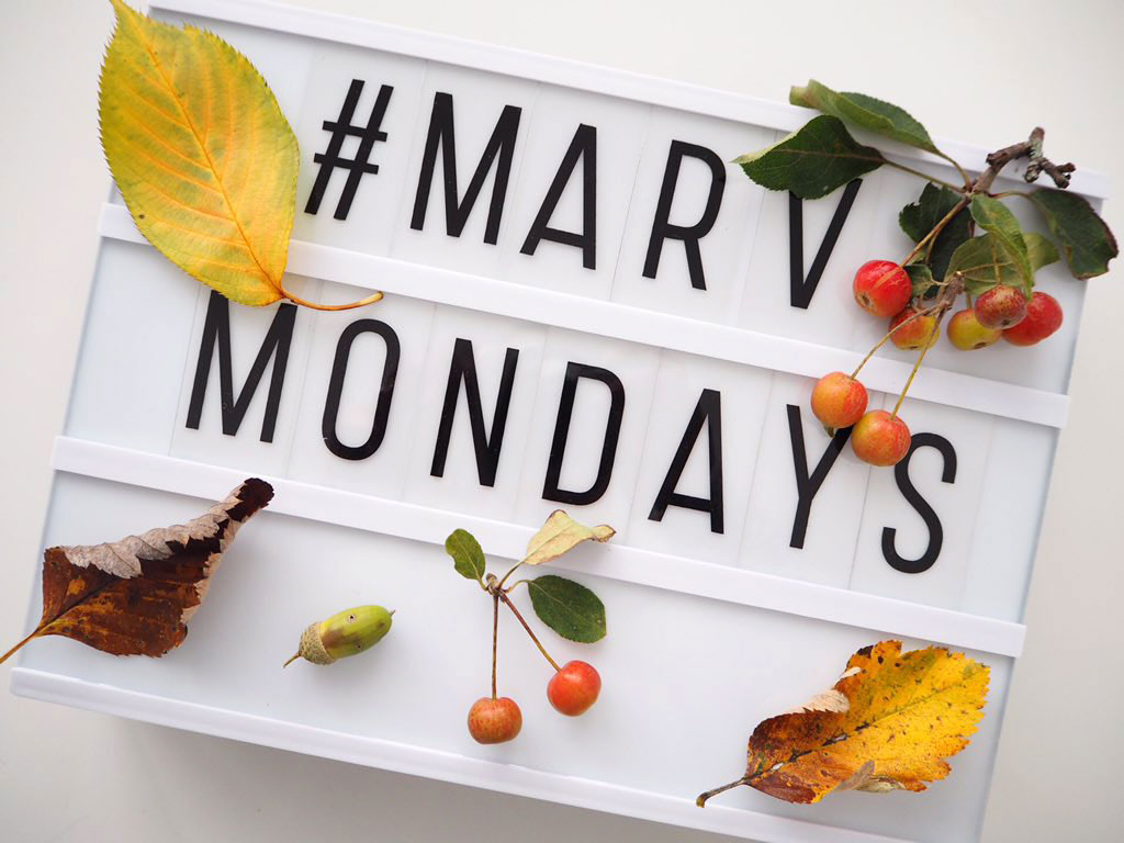 May Your Mondays Be Marvellous #46 - New parenting & lifestyle blogger linky
