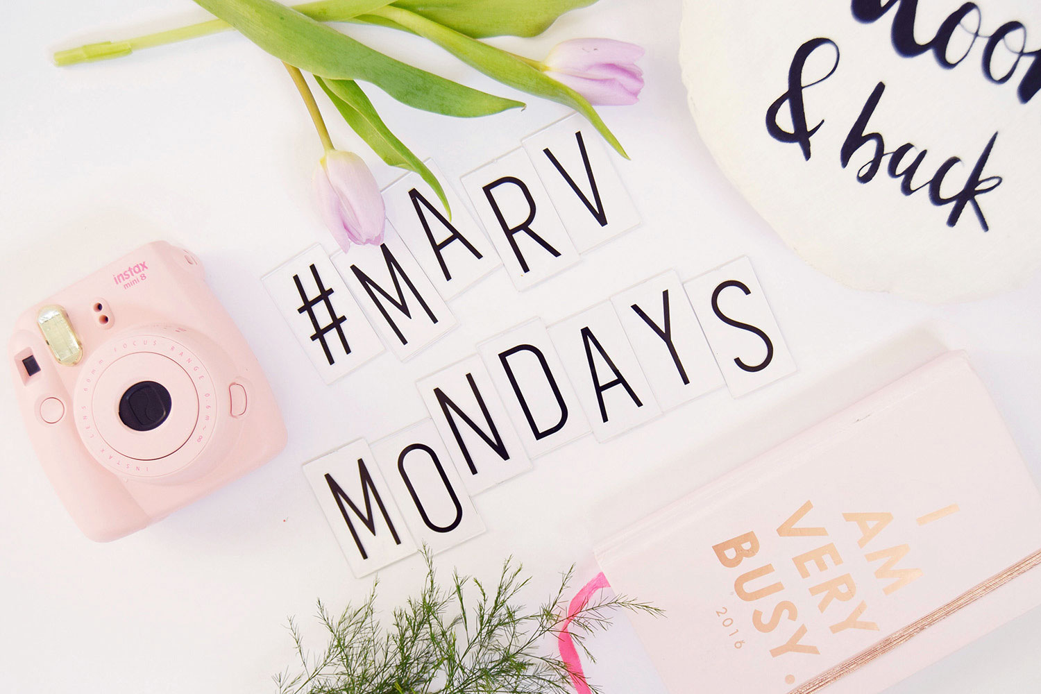 May Your Mondays Be Marvellous #35 - New parenting & lifestyle blogger linky