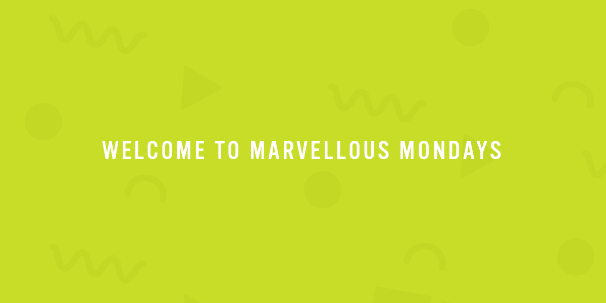 May Your Mondays Be Marvellous #11 - New parenting & lifestyle blogger linky