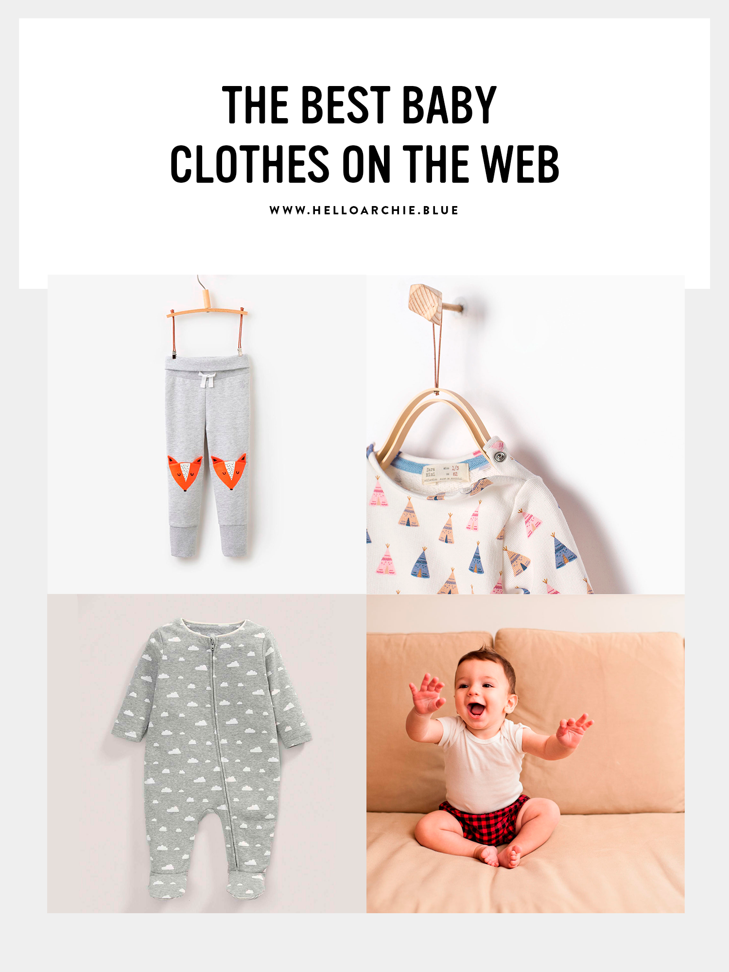 The Best Baby Clothes on the Web - My Favourites!