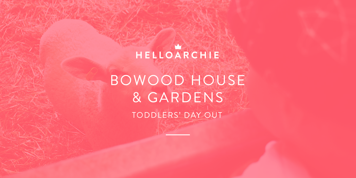 Toddlers' Day Out - Bowood House & Gardens - Days Out with Kids in the South West, Wiltshire