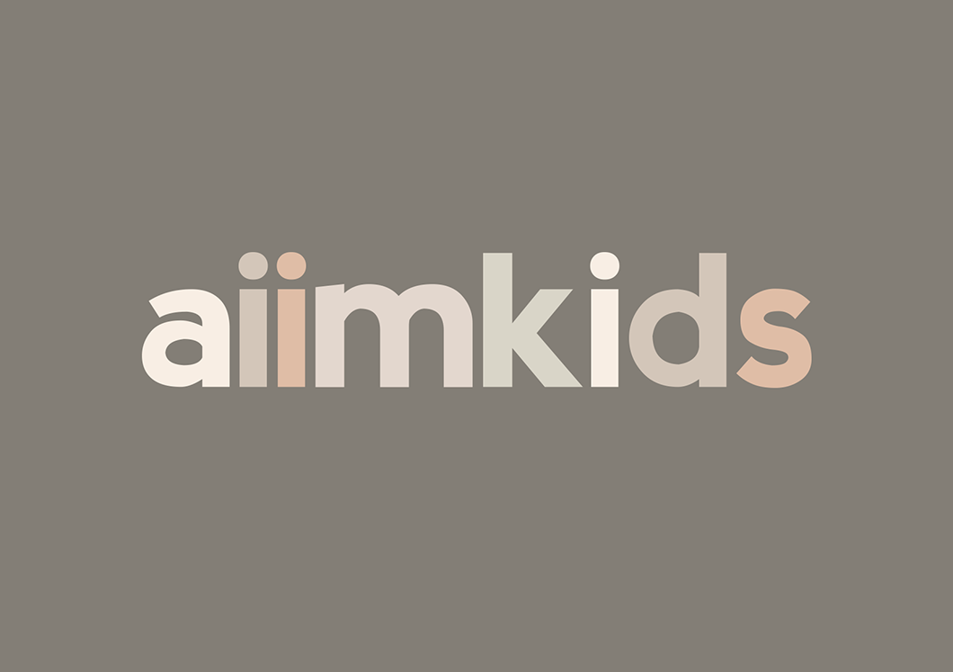Aiimkids, a simple, yet powerful and organic children's lifestyle brand offering minimalistic, feel-good fashion for children