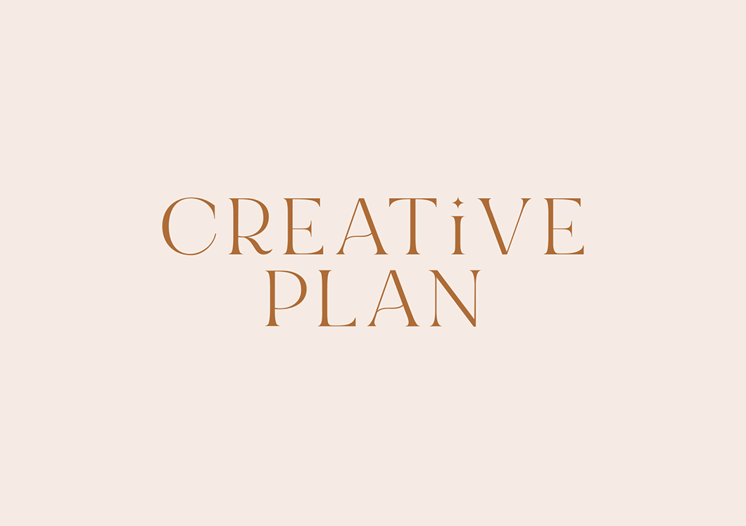 Creative Plan, paperless planning products with an analogue feel