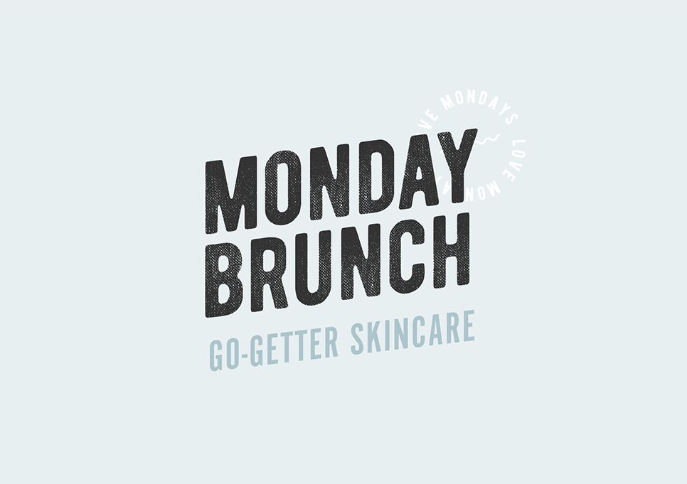 Monday Brunch - a skincare line for young millenials