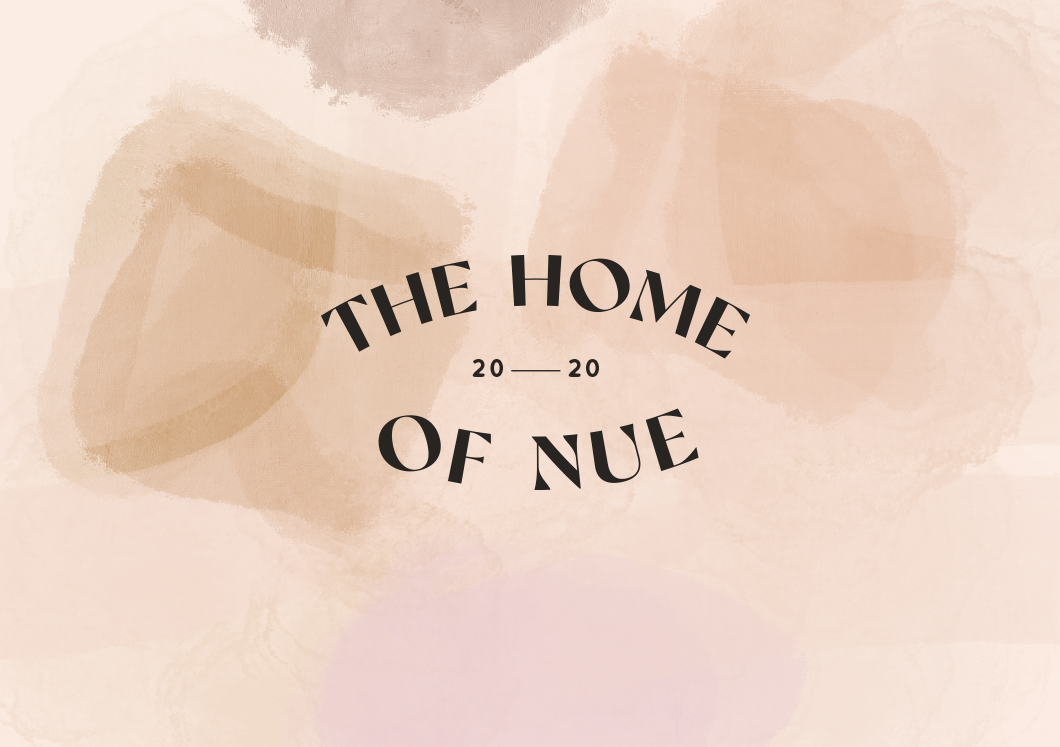 Nue, home, beauty & lifestyle brand specialsing in nude shades for their products