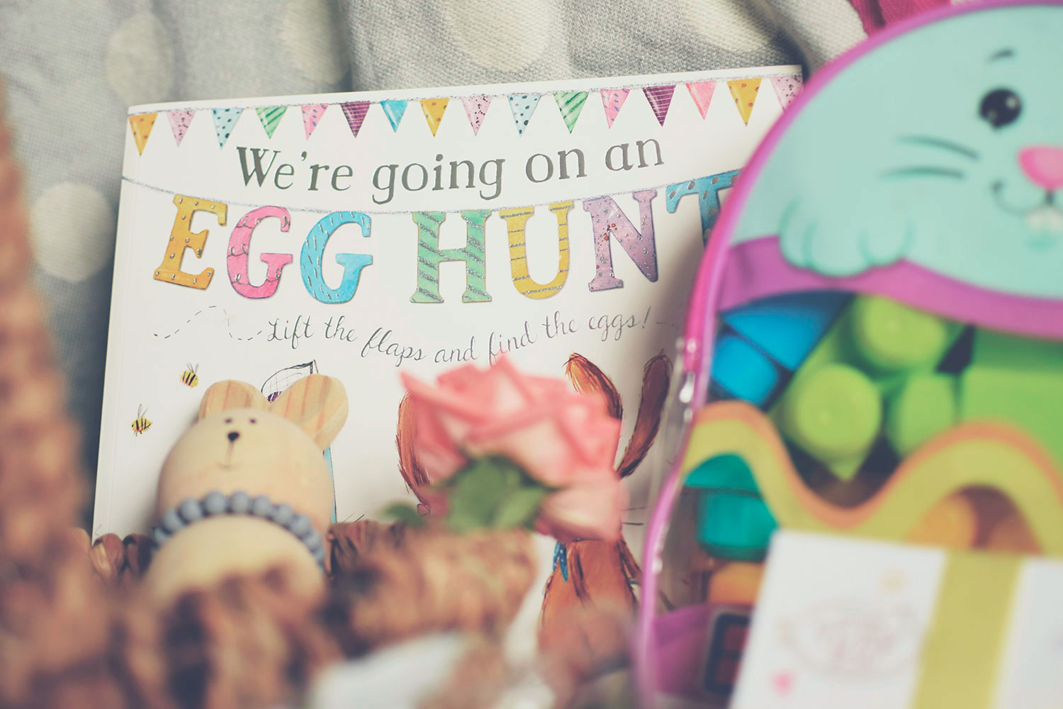 What's in Archie's Easter Basket? - Homesense haul