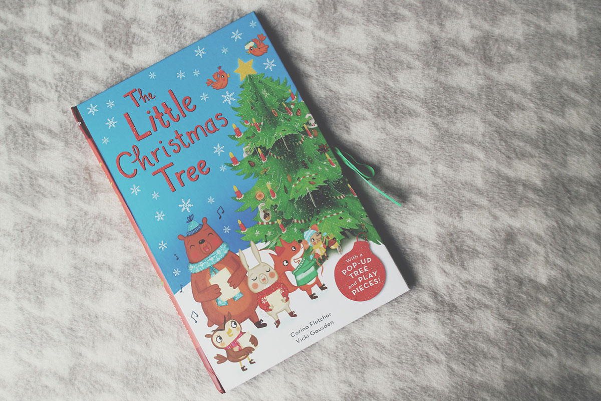 The Best Festive Books for Pre-Schoolers - The Little Christmas Tree by Corina Fletcher and Vicki Gausden, from Egmont Publishing