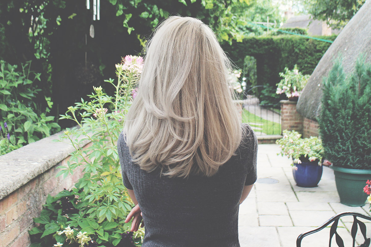 The Granny Hair Trend - How to Get Silvery/Grey Locks