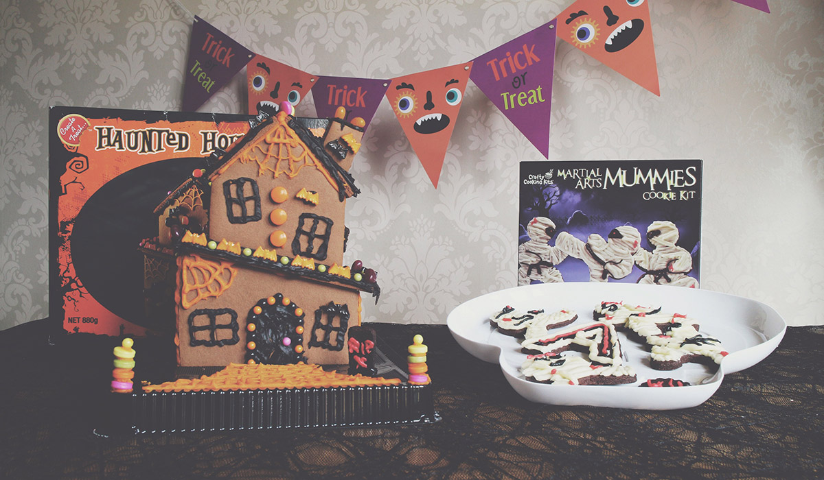 Treats You Can Make & Destroy This Halloween