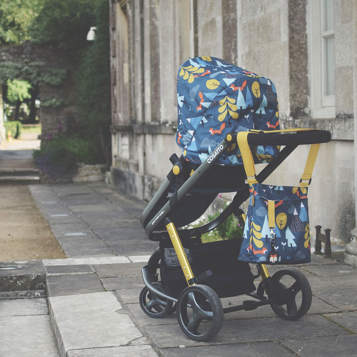 Our month in insta-snaps; August 2016 - Cosatto Giggle 2 travel system in Fox Tale reviewing with new baby boy for Winstanleys Pramworld