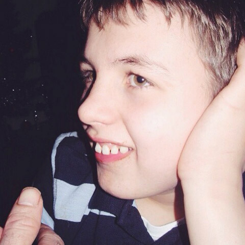 Autistic brother boy Connor Huett died of SADS