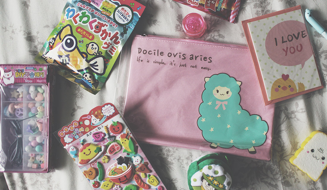 Get Your Monthly Dose of Adorable with the Kawaii Box - The Cutest Japanese/Korean Monthly Subscription