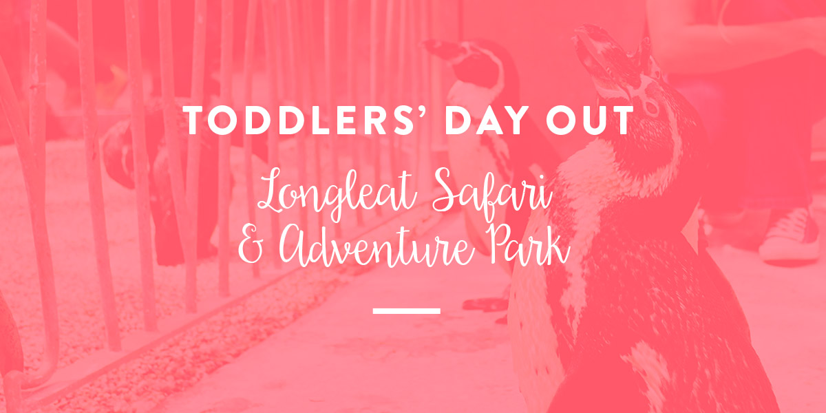 Toddlers' Day Out - Longleat Safari & Adventure Park