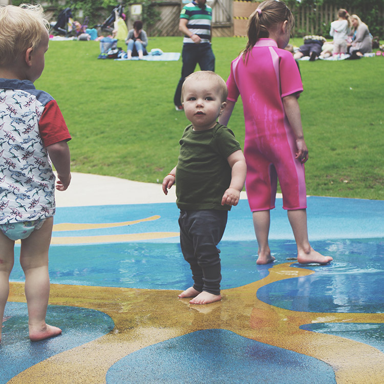 Toddlers' Day Out - Longleat Safari & Adventure Park; Adventure Splash Park