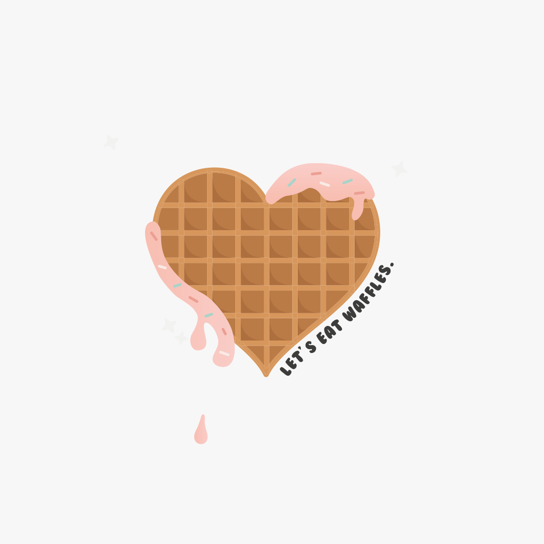 Waffle day - March