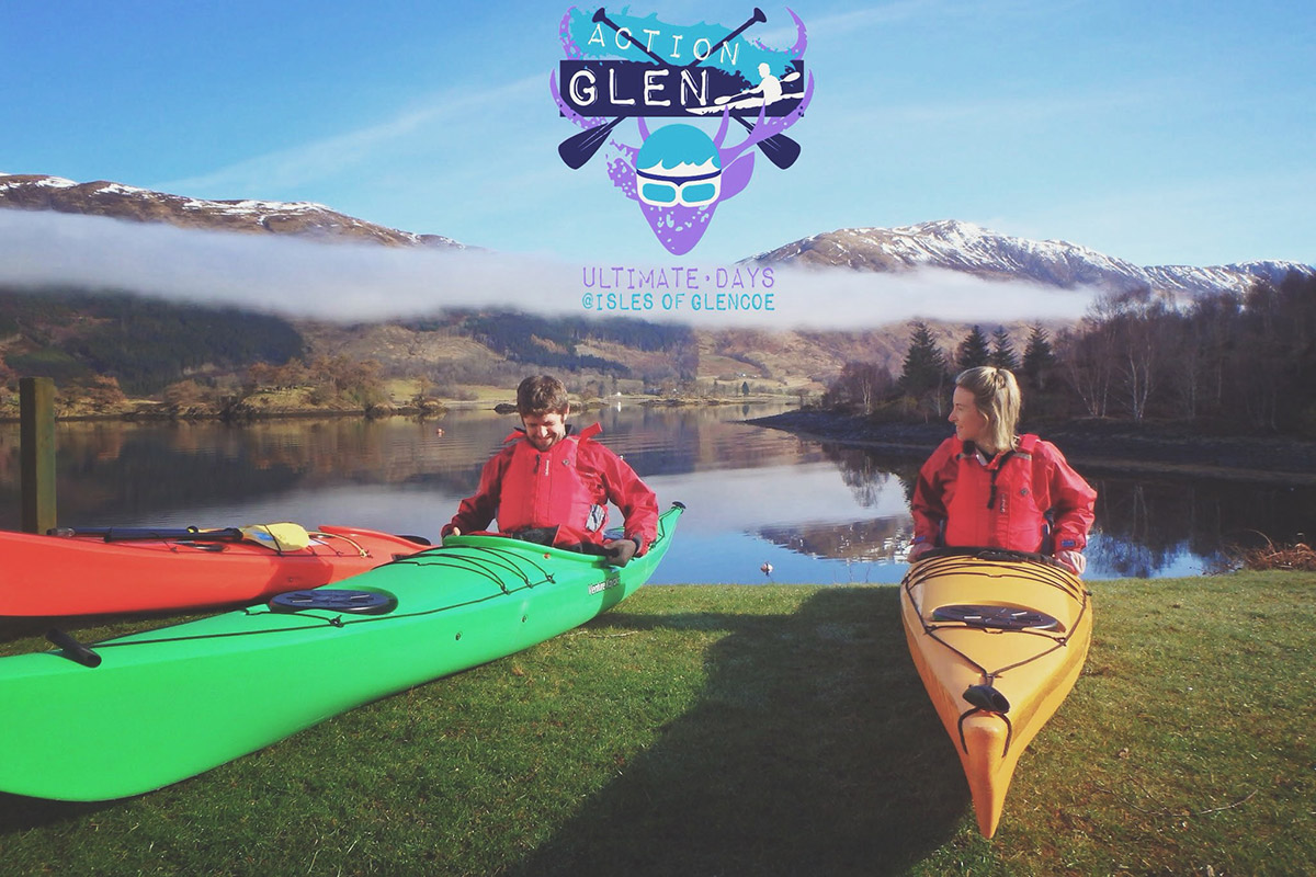 How to Holiday Like a Wizard - The Action Glen: Outdoor Water Sports