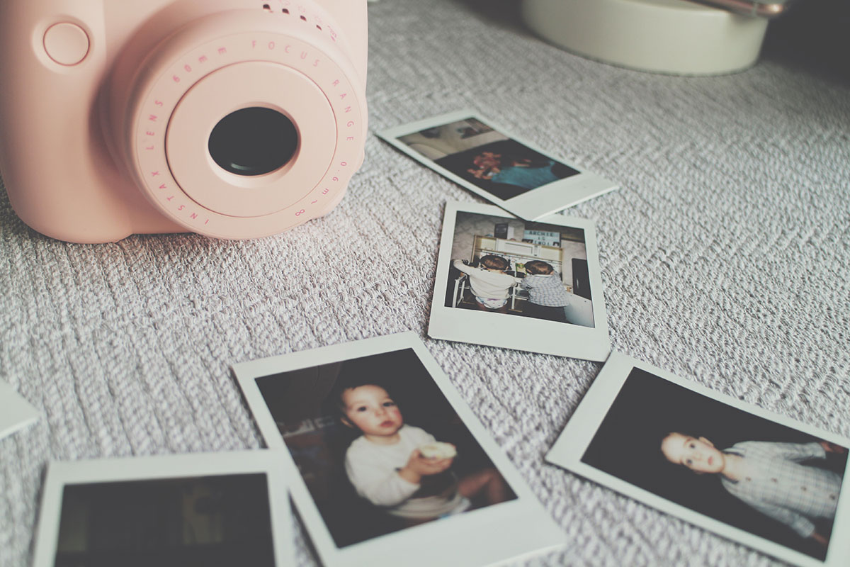 What I Got For Christmas 2015; My Favourite Picks! - Pink Fujifilm Instax Mini 8 Instant Camera
