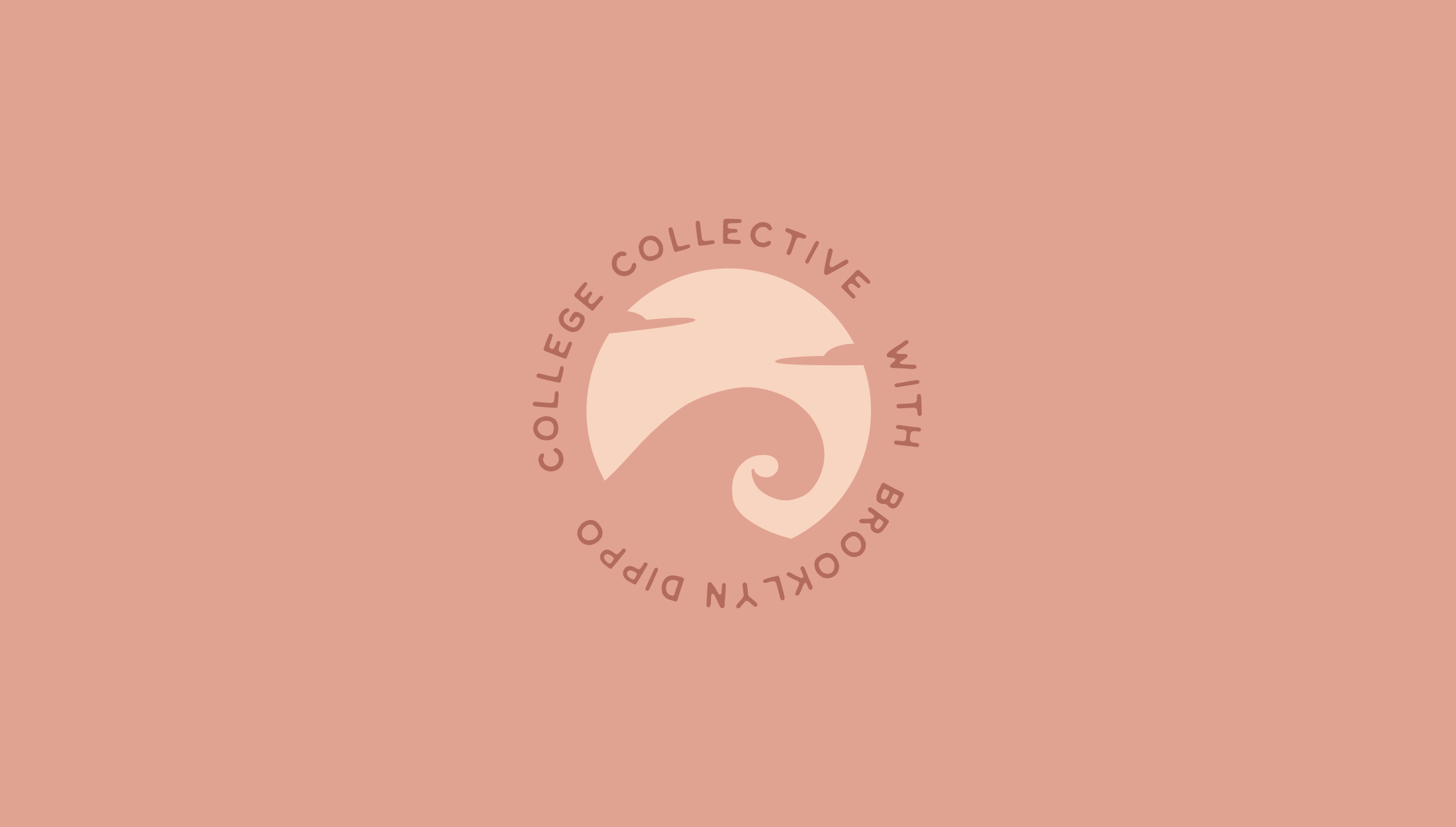 Logomark design for College Collective, The College Collective membership gives students a step-by-step plan for applying to college with the support of a community full of other educational professionals and peers - designed by Wiltshire-based graphic designer, Kaye Huett