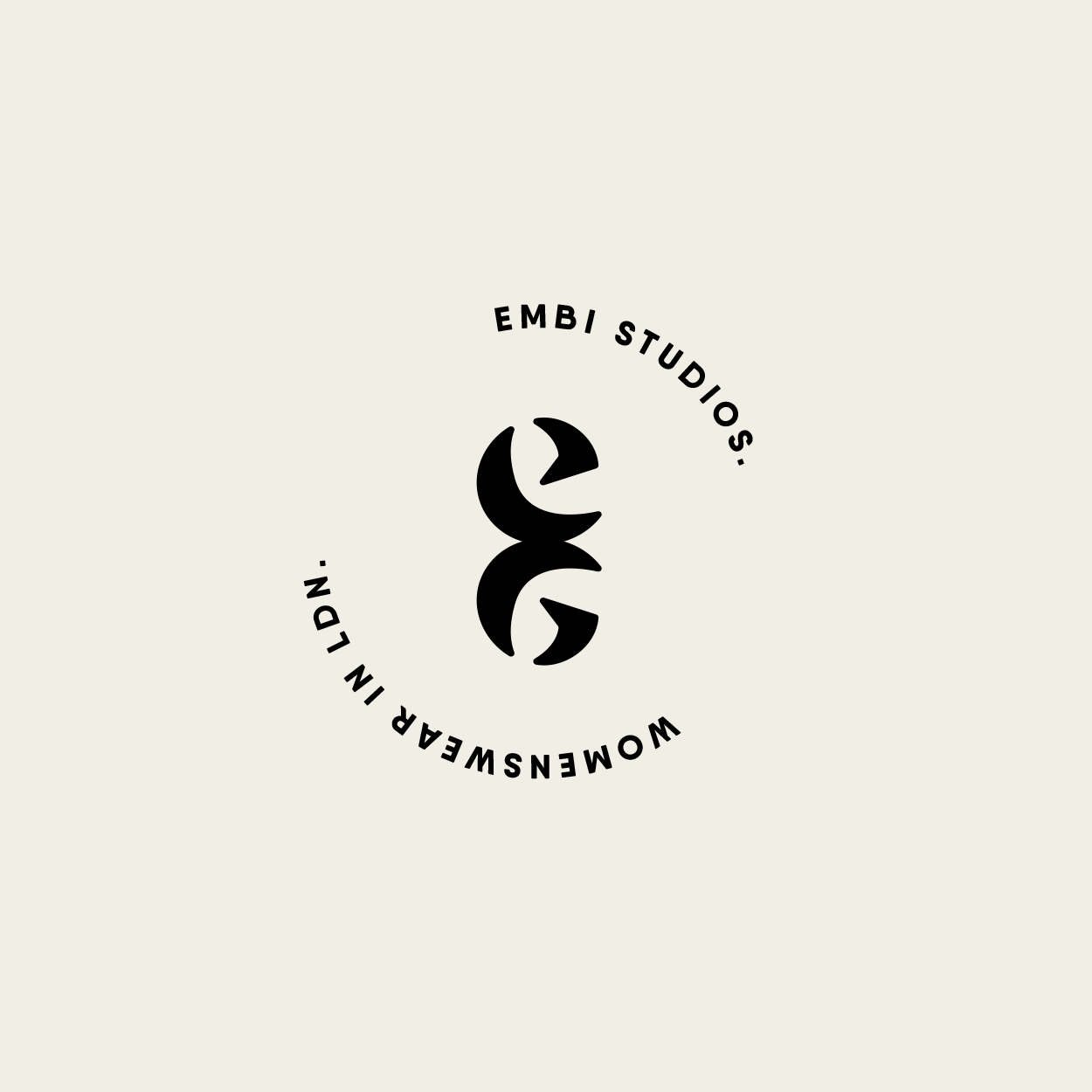 Embi Studios, London-based clothing line offering unique items and limited edition seasons