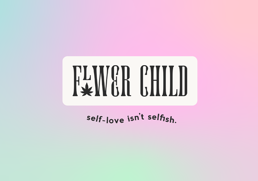 Flower Child, a skincare line specialising in plant based, luxurious self-care essentials, infused with hemp-derived CBD