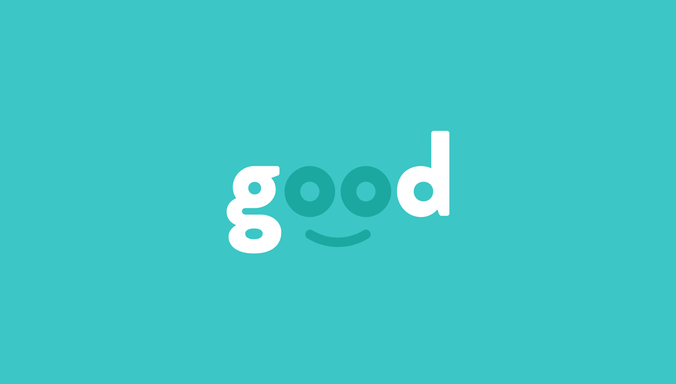 Final logomark for The Good Marketing Co, a health and wellness marketing agency with honest and ethical values - designed by Wiltshire-based graphic designer, Kaye Huett