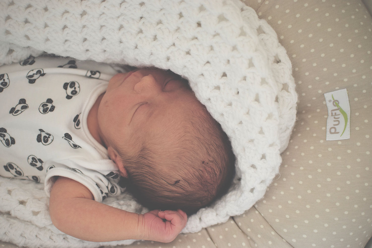 The PurFlo Breathable Nest; Keeping Newborns Safe & Happy - Brand Ambassador
