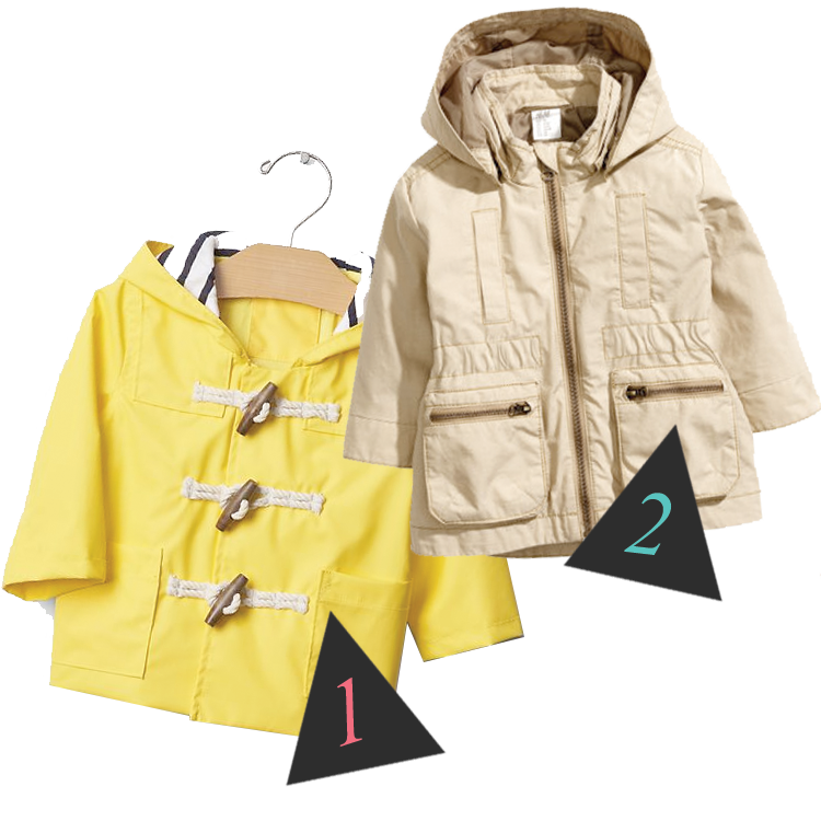 Spring Wishlist Coats & Jackets by Zara, Gap