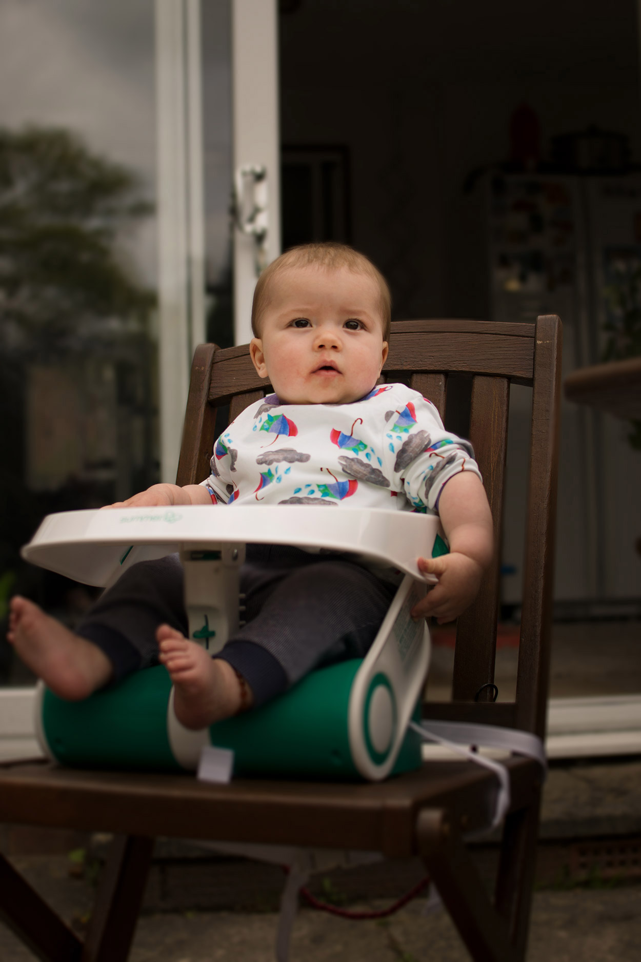 Review Summer Travel Booster Seat Hello Archie