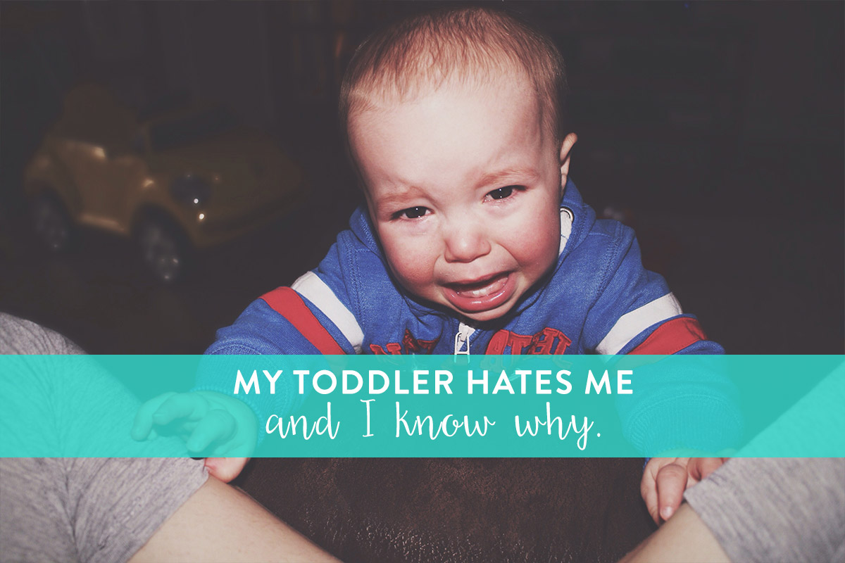 My Toddler Hates Me And I Know Why - Hello Archie