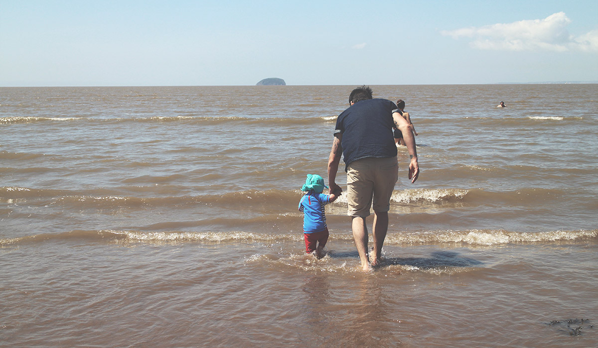 Toddlers' Day Out - Weston-Super-Mare Beach & Pier